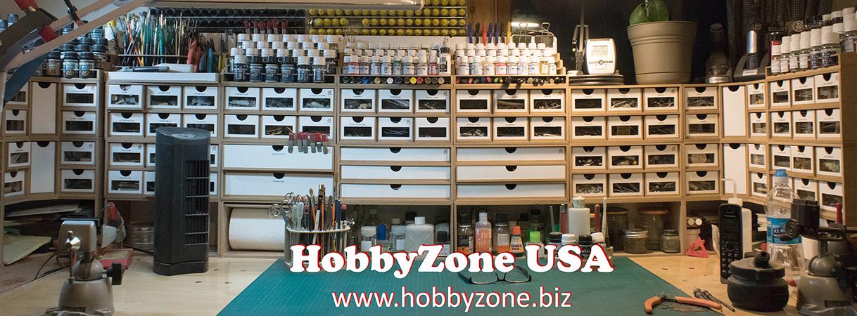 HobbyZone USA Scale Model Kits